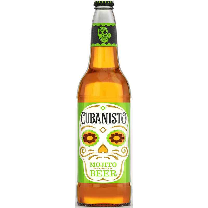 Bière - Aromatisée mojito