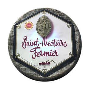 Saint Nectaire fermier soregal AOP - 29% mg