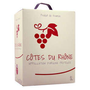 Côtes du Rhône - Vin rouge