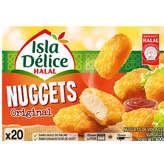 Isla Délice Nuggets De Volaille Halal Surgelés - 400 G