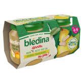 Blédina Mon 1er Petit Pot - Petit Pot - Poire - Dès 4-6 Mois 2x130g