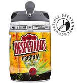 Desperados Bière Blonde - A La Téquila - Fût - Alc. 5,9% Vol... - 5
