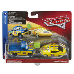 Pack 2 véhicules Cars 3