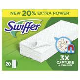 Swiffer SWIFFER Swiffer - Lingettes attrape-poussière - x20