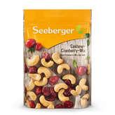 Seeberger Mélange Noix De Cajou-cranberries -