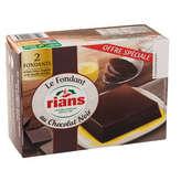 Rians Le Carré Fondant - Chocolat - 2x100g
