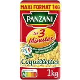 Panzani Les 3 Minutes - Coquillettes - Pâtes - Cuisson Rapid... - 1
