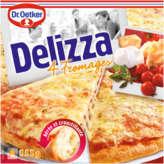 Dr. Oetker Pizza Delizza 4 Fromages Surgelée - 555g