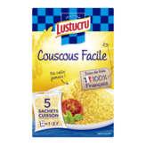 Lustucru Graine De Couscous Facile - Sachets Cuisson - 5
