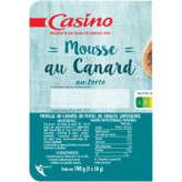 Canard Casino Mousse De  Au Porto - 2x50g