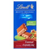 Lindt Recette Originale - Tablette De Chocolat - Lait - Nois... - 3