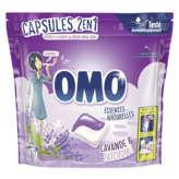 Omo Omo Lessive Capsules 2en1 - Douceur De Fleurs Et Jasmin - 30... - X