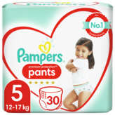 Pampers Premium Active Fit Pants Couches-Culottes 11-18 kg Taille 5
