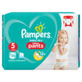 Pampers Baby-dry - Pants - Couches - Taille 5 - X36