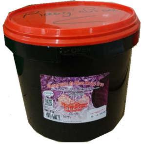 Choucroute cuite - Biologique