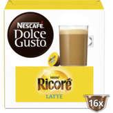 Nescafé NESCAFE Dolce Gusto - Ricoré - Latte - Chicorée et Café au L... - 168g