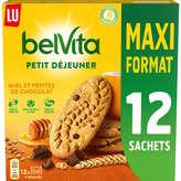 LU BELVITA Petit déjeuner - Biscuit aux pépites de chocolat et ... - 650g