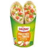 Daunat Be Happy - Wraps - Poulet Rôti Sauce Caesar - 190g