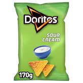 Doritos Sour Cream - Gateaux Apéritifs - 170gr