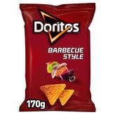 Doritos Goût Barbecue Style - Gateaux Apéritifs - 170gr