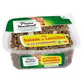 Pierre Martinet Ma Salade De Lentilles À La Lyonnaise - 300g