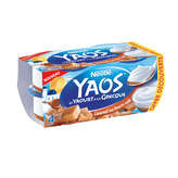Nestlé NESTLE Yaos - Yaourt à la Grecque - 4x125g