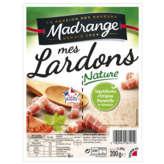 Madrange Mes Lardons - Nature - 2x100g