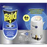 Raid Diffuseur Electrique Liquide Moustiques & Moustiques Ti... - X1