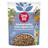 Céréal Bio Salade De Lentilles - Epeautre - Sans Viande - Bi... - 220g