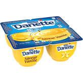 Danone Danone Danette - Crème Dessert Vanille