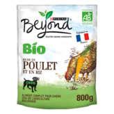 Beyond BEYOND BIO - Riche en Poulet et Riz - croquettes pour chien ... - 800g