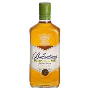 Brasil lime - Whisky - Citron - Scotch whisky infused - Alc. 35% vol.