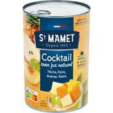 St Mamet Cocktail De Fruits Au Sirop Envoi Rapide Et...