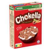 Nestlé Nestle Chokella - Céréales - Chocolat Noisette - 350g