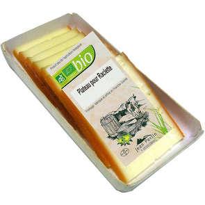 Raclette tranchée - 28% mg - Biologique