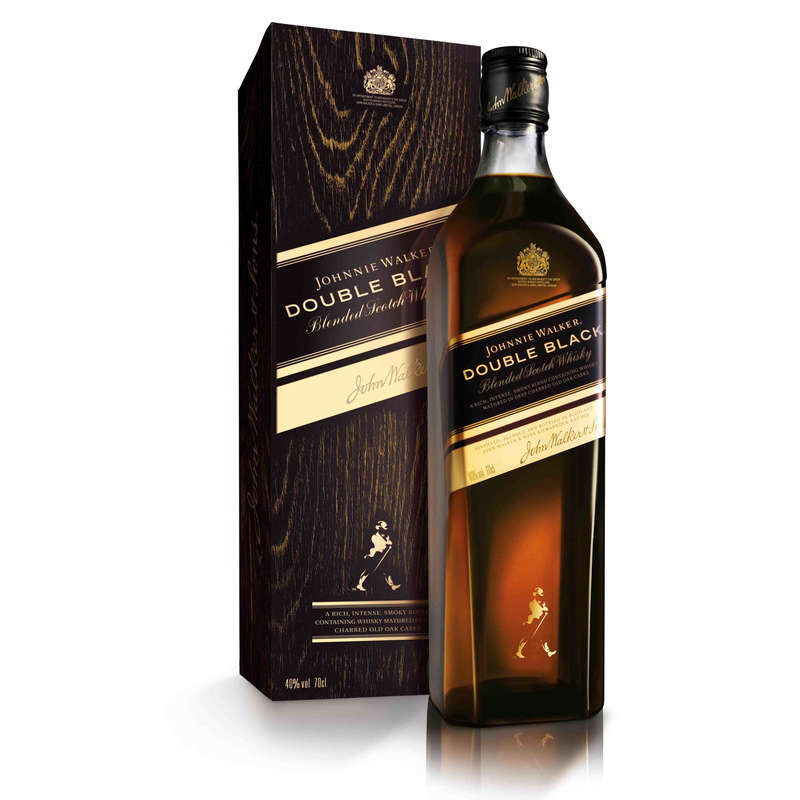 Double Black - Whisky - Blended scotch whisky - Alc. 40% vol.