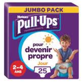 Huggies HUGGIES Pull Ups - Easy toilet training - Garçon - De 2 à 4 ... - x25