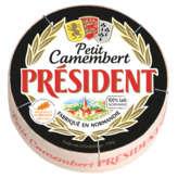 Président Petit Camembert 20%mg - 1