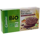 Biscuits petit déjeuner - Céréales et pépites de ...