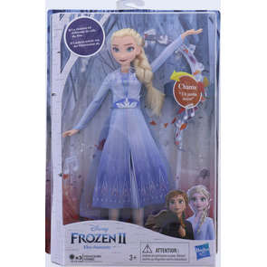 Elsa chantante Reinde des Neiges 2