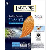 Labeyrie Truite Fumée - Eleveurs De France - 3 À 4 Tranches - 120g