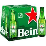 Heineken Bière Blonde - Bouteille - Alc. 5% Vol. - 1