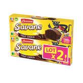 Brossard BROSSARD Savane Pocket tout Chocolat - 2x189g (378g)