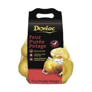 Pommes de terre de consommation - Cuisson au Four - Filet - Cat. 1 - Cal. 50/70