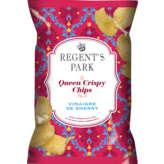 Queen Crispy - Chips - Vinaigre de sherry