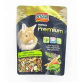 Riga Menu Premium - Nourriture Pour Lapins Nains - Aux Légum... - 500g
