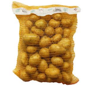 Pomme de terre de consommation - Variétés Agata - Cat.1 - Cal. 40/70
