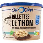 Cap Océan CAP OCEAN Rillettes de thon - 150g