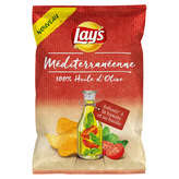Lay's Chips Méditerranéenne - 100% Huile D'olive - Infusée À ... - 1