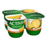 Danone Danone Activia - Au Bifidus - Ananas - 4